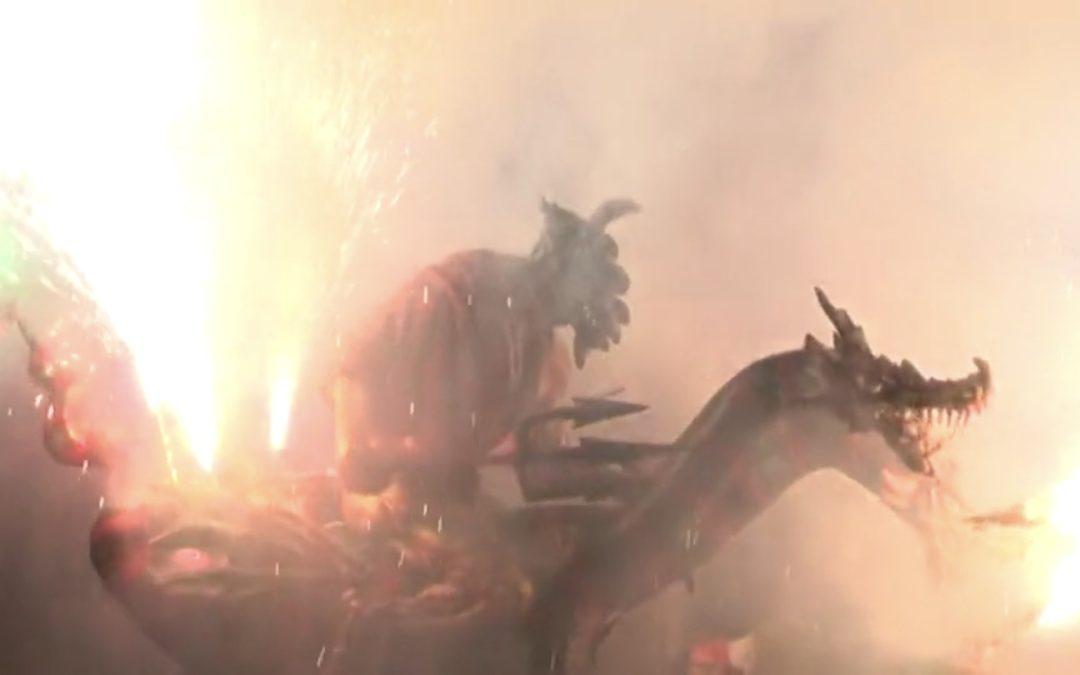Drac de foc El Cabrot