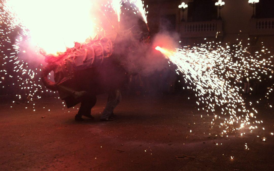 Drac de foc El Tallot