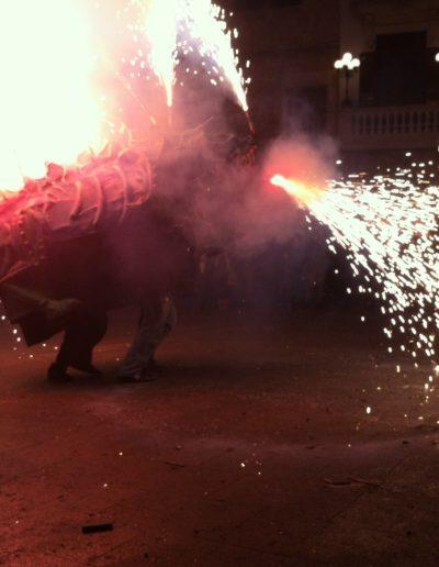 Associació Cultural El Drac de Foc El Tallot